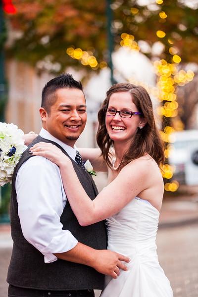 Downtown Mckinney Wedding