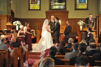 """Salomone-Schafer Wedding, """"The Ceremony"""""""