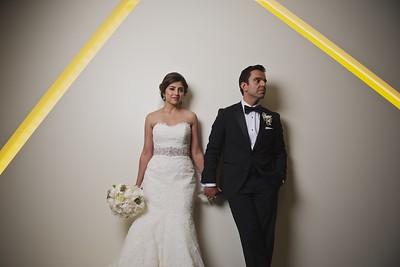 Sam & Neda Married