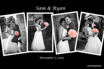 Sam & Ryan-wedding  11-7-2016