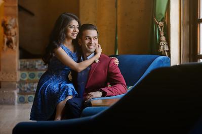 Sam and Charmi E Session
