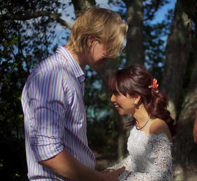 Wedding of Sam and Ha 2 Feb 2013