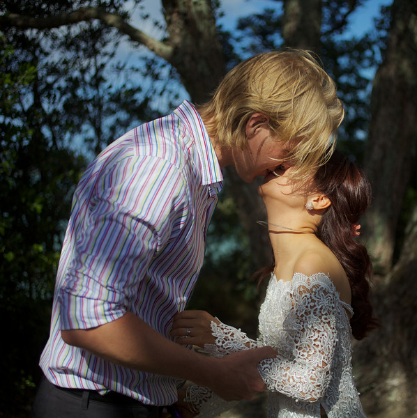 """The Kiss""<br /> <br /> Wedding of Sam and Ha 2 Feb 2013"