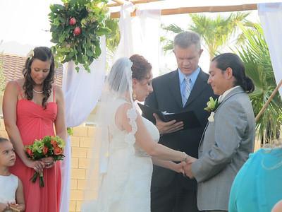 Samantha D'Orozio's Wedding