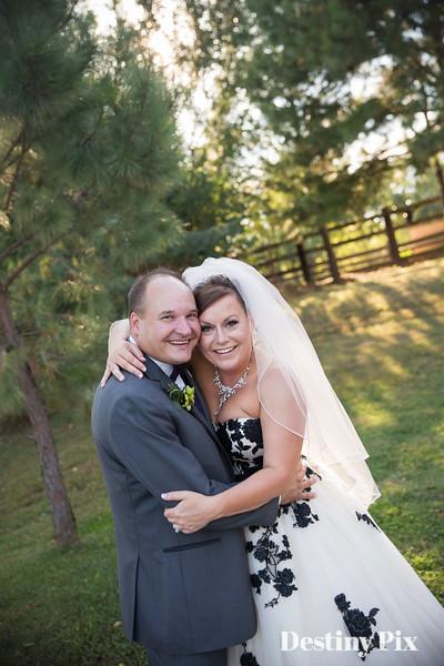 Samantha and Adren's Wedding Pix