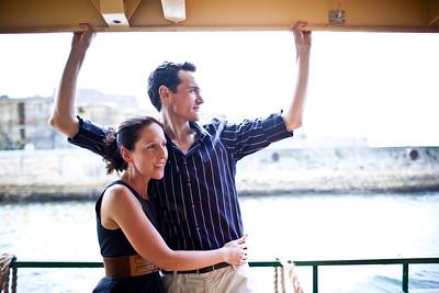 Samantha & Ian
