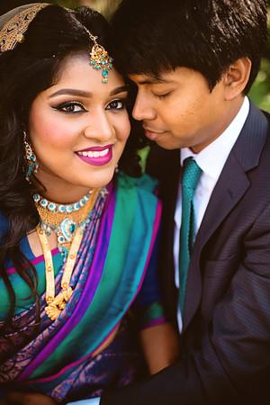 Samia + Sadiq's Wedding