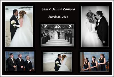 zamora collage