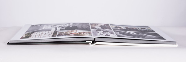 Photo Album Lay Flat Book