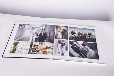 Layflat Photo Album Book
