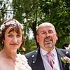 Martin and Sarah's wedding