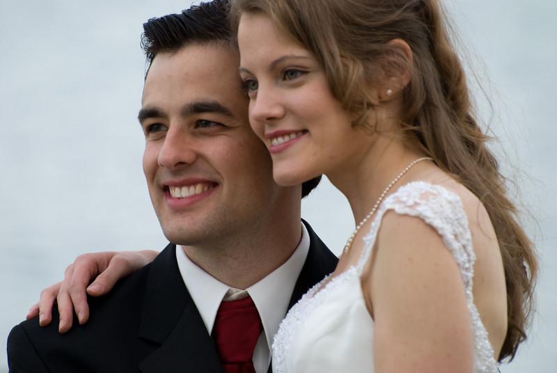 Debbie and Isaac Wedding; October 12, 2008