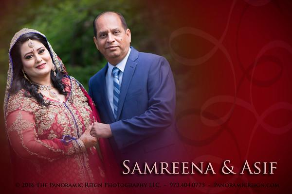 Samreena & Asif