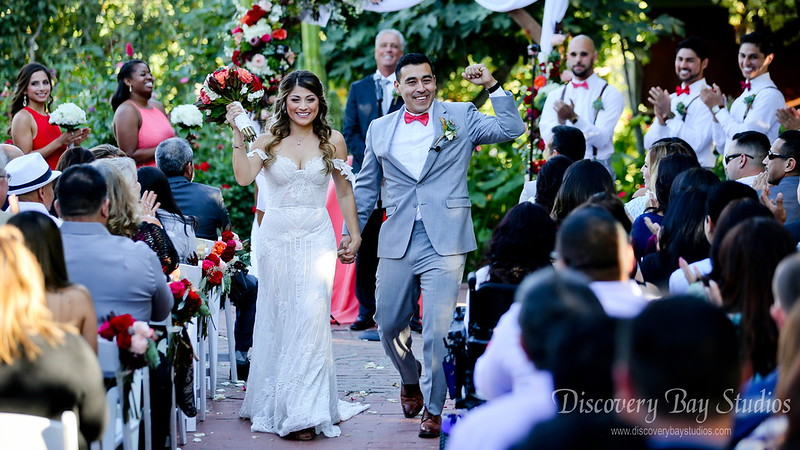 PLAY VIDEO - San Juan Batista Wedding Christina & Juan