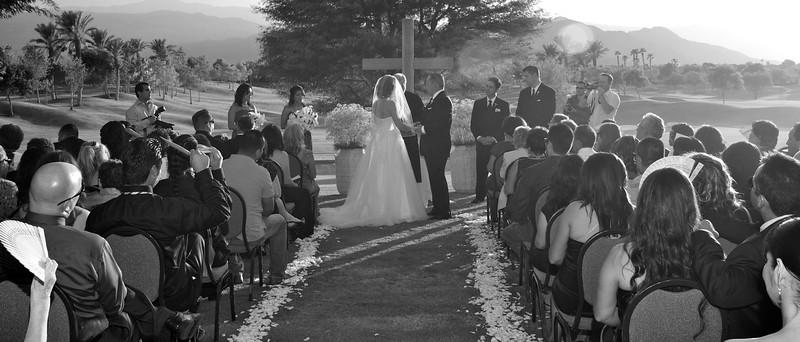 Chris & Art Wedding