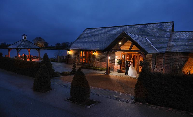 Tracy & Chris Wedding