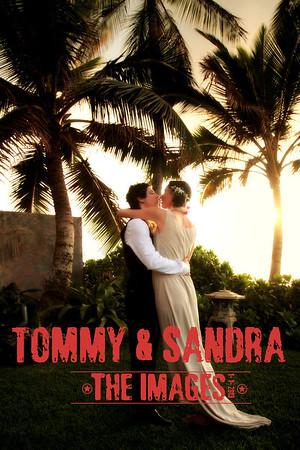 Sandra & Tommy - A Maui Wedding