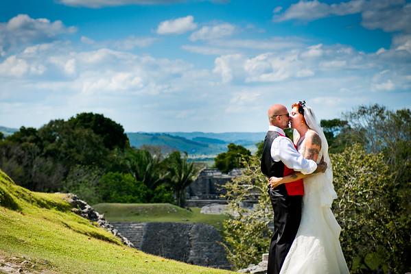 Sandy & Michael - Wedding - Belize - 6th of April 2016