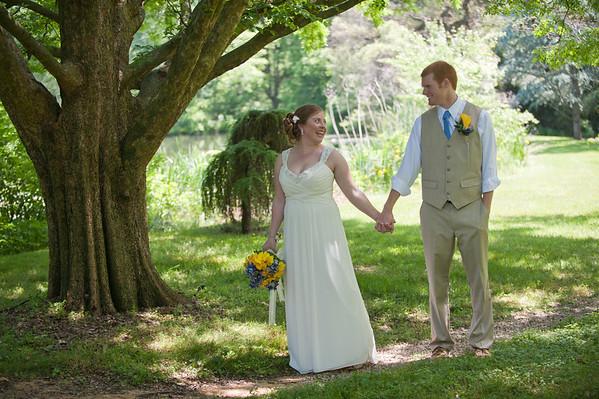 Sara + Steven. Persimmon Tree Farm