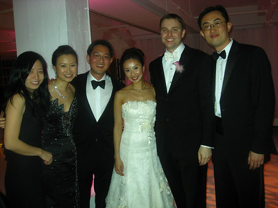 Sara & Trevor's Wedding