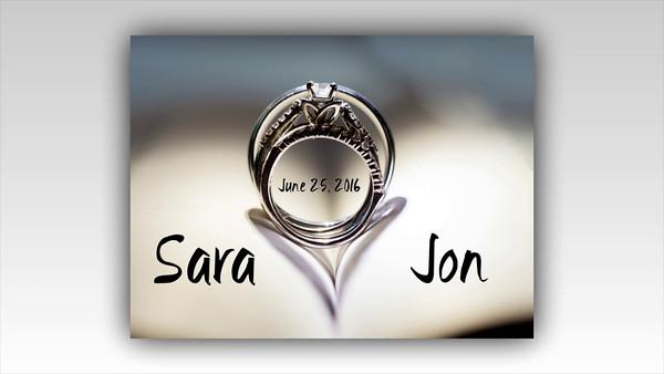 Sara and Jon Wedding Show