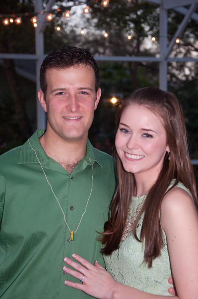 Sara and Josh Engagement Party