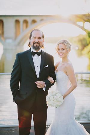 Sara and Juan Carlos