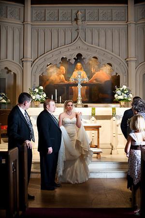 Sara & Pierce - Wedding