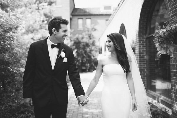Sarah + Nick Wedding