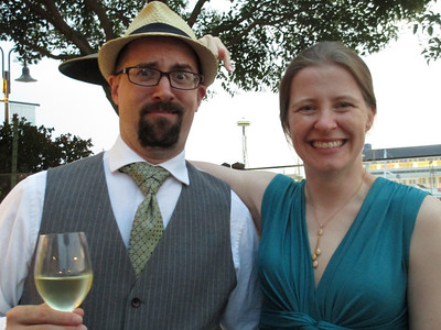 Sarah & Paul's Wedding -August 23, 2013 - at the Wooden Boat Center