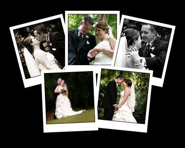 S&P Polaroid collage couple