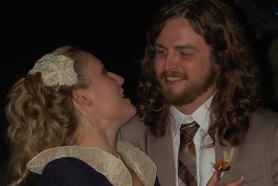 2008 OCT - Sarah & Roddy's Wedding