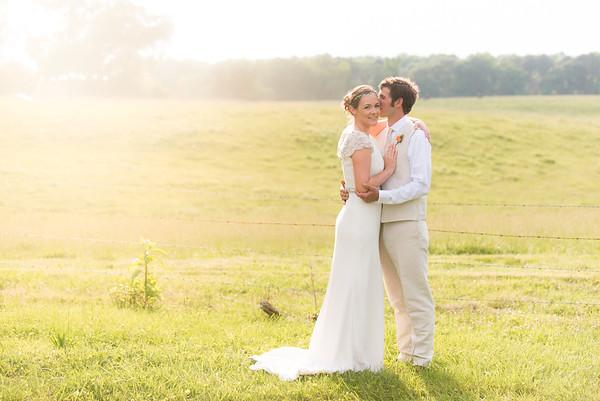 Sarah + Thomas's Wedding