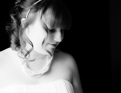 BW Candid Wedding