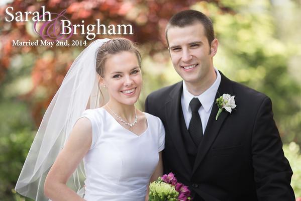 Sarah and Brigham: May 2nd, 2014