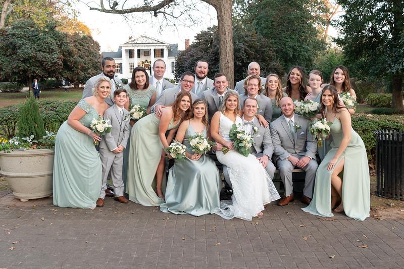 Sarah and Garrett Wedding Day-806