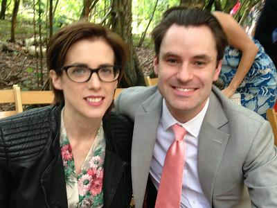 Sarah and Jonathan's wedding 5/07/14