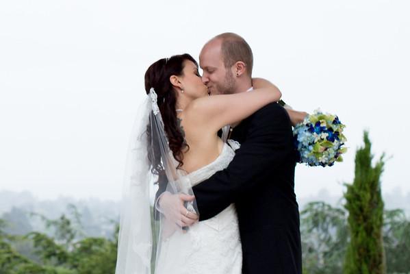 Sarah and Nathan's Santa Cruz Wedding