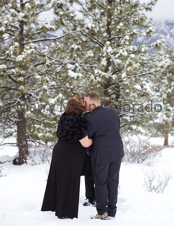 Sarah and Rick - January, 2017