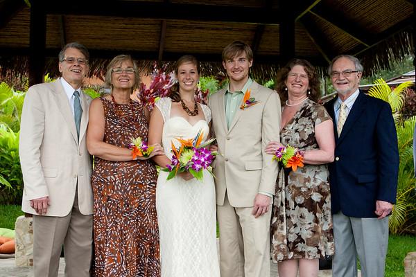Sarah & Chris Costa Rica Wedding