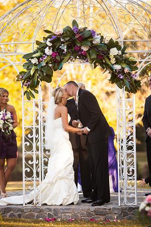 Sarah & Jordan wedding