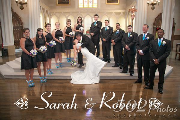 Sarah & Robert Wedding