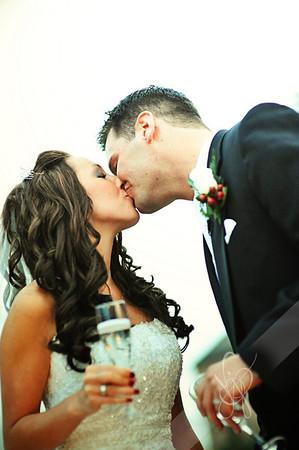Sarah and Chris Wedding December 4, 2009