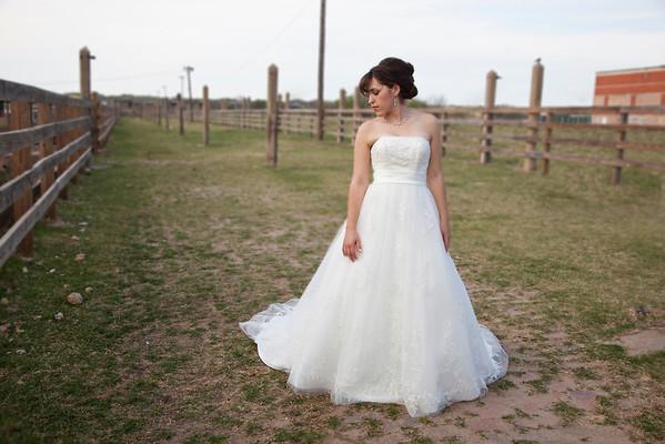 Fort Worth Stockyard Bridals