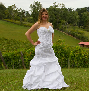 Sara's Bridal Portraits