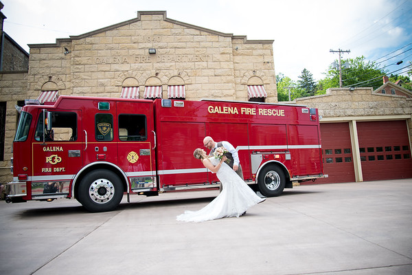 Sarie & Mike | Galena Brewing Co.