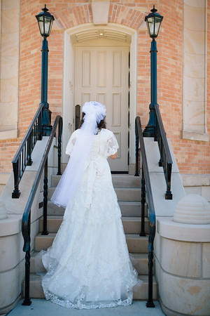 Savannah & Kevin - wedding day