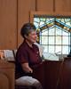 Church Organist at the Rehearsal