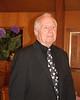 Rev  Delbert Price at Wedding Rehearsal