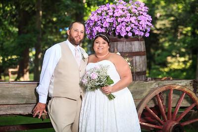 Schwanekamp/Boofer Wedding